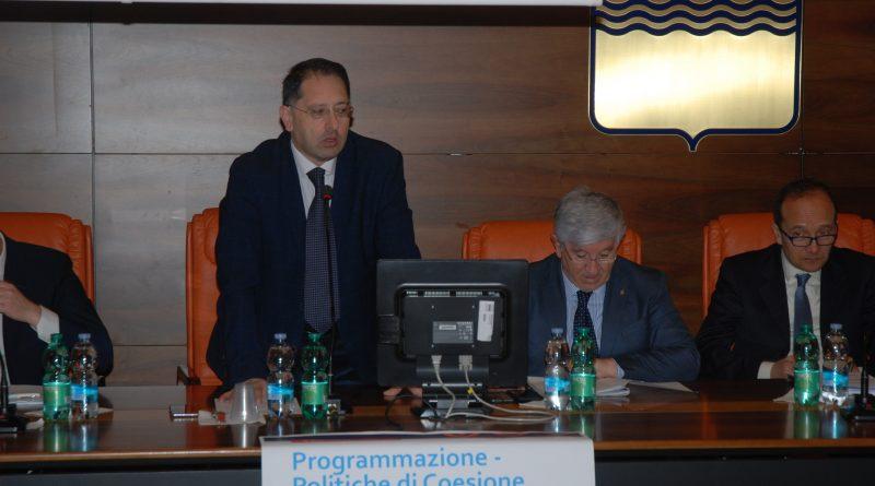 Dott. Tripaldi - D.G. Dip. Programmazione e Finanze