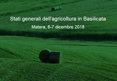 (Italiano) Stati generali dell'agricoltura in Basilicata