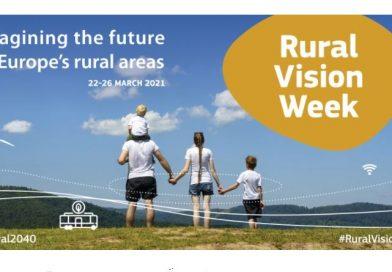 (Italiano) Rural Vision Week: immaginare il futuro delle aree rurali europee, online 22-26 marzo