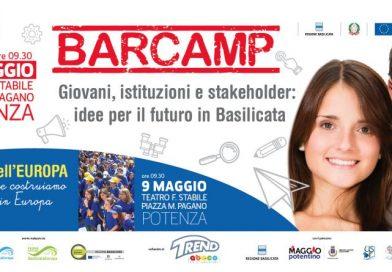 BARCAMP – Giovani, istituzioni e stakeholder: idee per il futuro in Basilicata