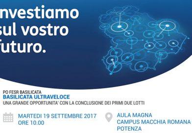 Basilicata Ultra Veloce – Evento Conclusivo