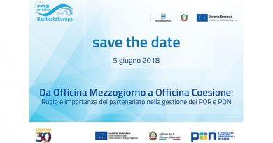 Presentazione del progetto Officina Mezzogiorno