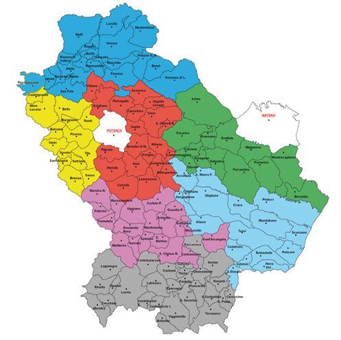 suddivisione ambiti territoriali