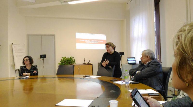 Stefania Cecchi - PO Programmazione delle politiche scuola-lavoro Regione Toscana