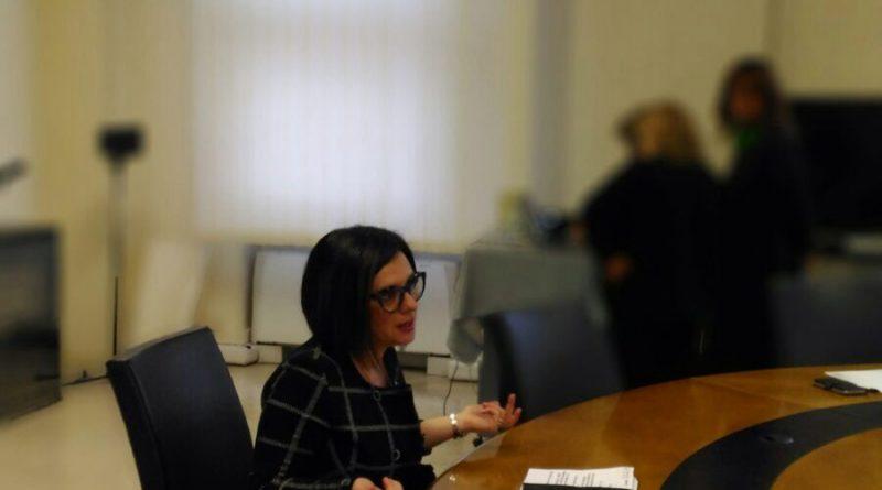 Maria Chiara Montomoli - Dirigente settore Programmazione formazione strategica e istruzione e formazione tecnica superiore Regione Toscana