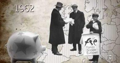 Lezione sull'Europa – Dalla nascita dell'UE al Fondo Sociale Europeo