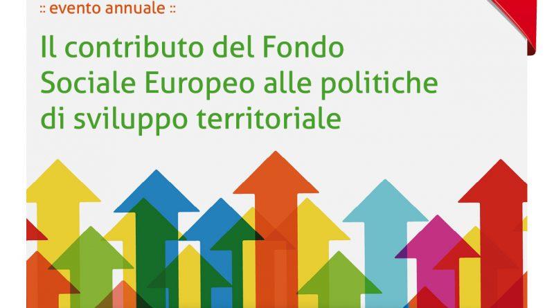 """""""Il Contributo del Fondo Sociale Europeo alle Politiche di Sviluppo Territoriale – 16 Novembre, ore 9.00 – Matera"""