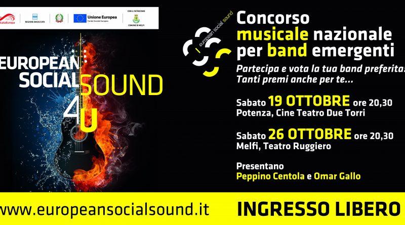 (Italiano) European Social Sound 4U