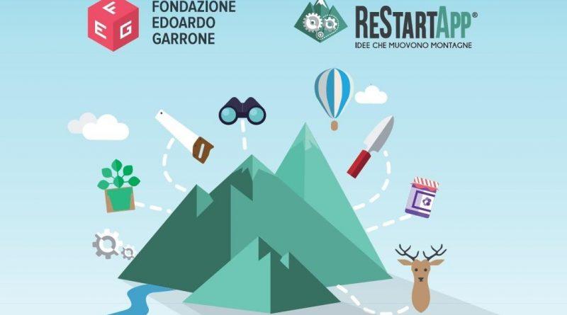 (Italiano) ReStartApp: Formazione e sostegno per progetti d'impresa sull'Appennino- Scad. bando 17/04/2020